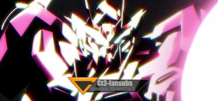 Gundam 00 s2 BR ep22 – Demi Masa Depan