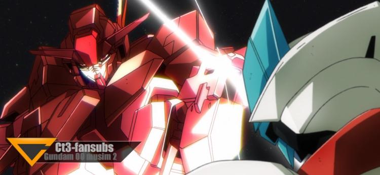 Gundam 00 s2 BR ep20 – Anew Kembali
