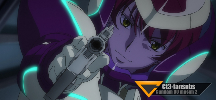 Gundam 00 s2 BR ep21 – Gerbang Inovasi