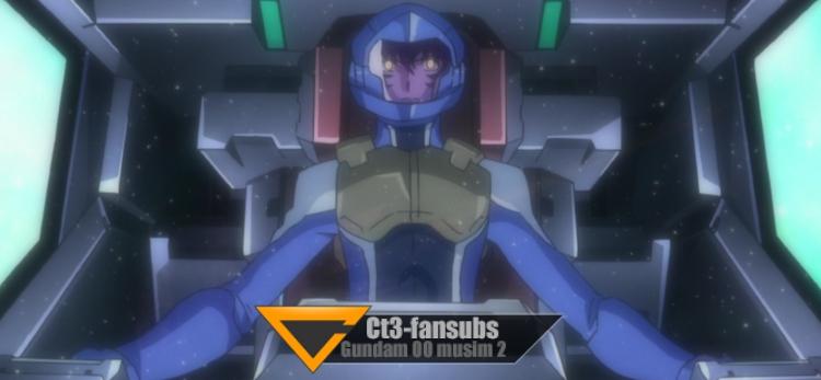 Gundam 00 s2 BR ep24 – Melangkau