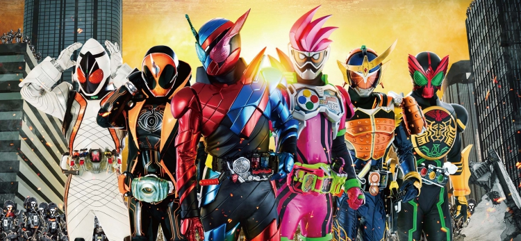 Kamen Rider Heisei Generations Final – Build, Ex-Aid dan Rider Legenda