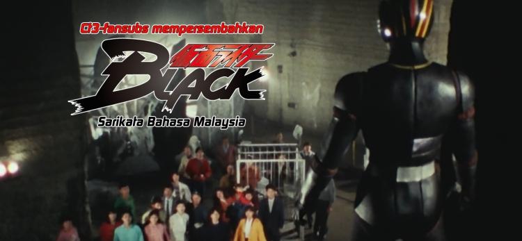 Black 03 – Misteri? Misteri – Manusia Ubahsuaian