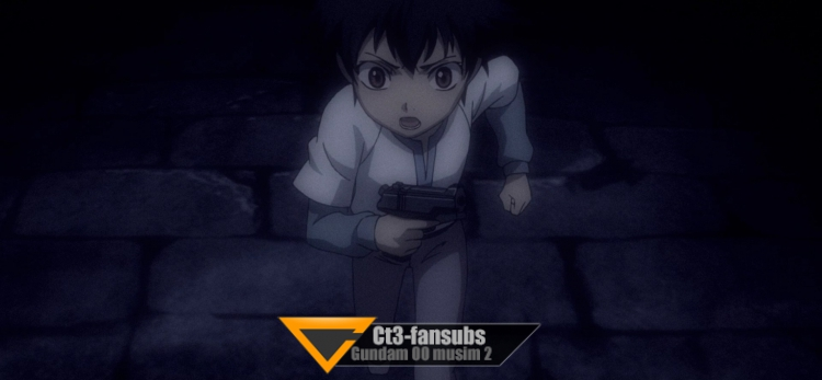 Gundam 00 s2 BR ep15 – Lagu Kemenangan Pemberontak
