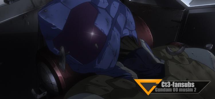 Gundam 00 s2 BR ep25 – Bangkit Semula (Episod Akhir)