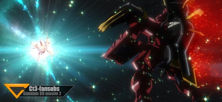 Gundam 00 s2 BR ep19 – Bayang Innovator